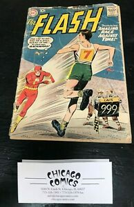 Flash #107, June / July 1959 Issue!  Key Early Issue!