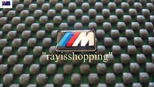 BMW M EXTRA SMALL Interor Decal Sticker Badge Sticker M1 M3 M4 M5 M6 X3 X5 X6