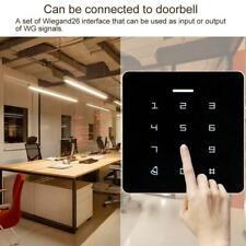 RFID Codeschloss Zugangssystem Smart Zutrittskontrolle Mode Türöffner 5 Clips