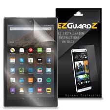 1X EZguardz LCD Screen Protector Cover Shield HD 1X For Amazon Fire HD 10 (2015)