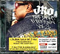 J-RO - RARE EARTH B-BOY FUNK VOL.2 - CD ALBUM NEUF ET SOUS CELLO