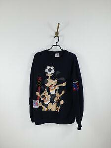 Vintage World Cup USA 1994 Germany Sweatshirt Men Size: XXL