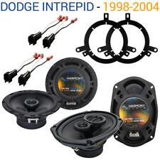 Dodge Intrepid 1998-2004 Factory Speaker Upgrade Harmony R65 R69 Package New