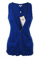 Noa Noa gilet tricoté veste coton cachemire taille XS couleur: Honor