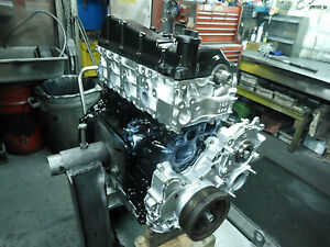 Toyota Hilux 3.0 D4D 2003-2011 1KD - FTV Remanufactured Engine