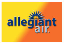 "Allegiant Airlines Logo Fridge Magnet 3.25""x2.25"" Collectibles (LM14101)"