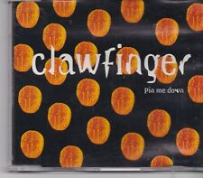 Clawfinger-Pin Me Down cd maxi single