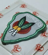 Vintage Awana Princess Chums Patch Rank Emblem American Girl Scout New embroider