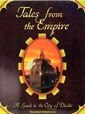 Tales from the Empire - Guide to City of Diodet - Maelstrom Stortelling - Book