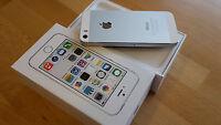 Apple iPhone 5s 32GB in Silber simlockfrei & brandingfrei & iCloudfrei **TOPP**