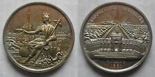 medaglia esposizione nazionale Milano 1881