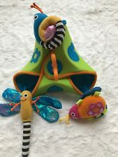Tiny Love On-the-go Music Mobile Soft Developmental Toy, Attaches To Car Seat