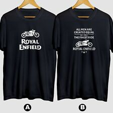 Royal Enfield RE Motorcycle New Cotton T-Shirt