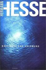 Narcissus and Goldmund : A Novel by Hermann Hesse