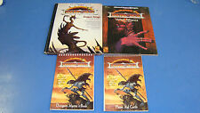 Dark Sun AD&D Player Aid Cards, Dungeon Master's Book (Cards), Dragon Kings