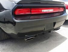 2008-2012 Dodge Challenger SRT8  Tuner Style Rear Bumper Diffuser (UNPAINTED)
