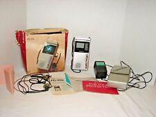 Vintage Sony FD-30A Watchman AM/FM Radio TV Portable Handheld Television NC!!!