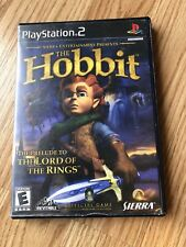 Hobbit (Sony PlayStation 2, 2003) PS2 Cib Game H2