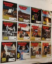 Sprint Car & Midget Magazine 2012 - 12 Issues