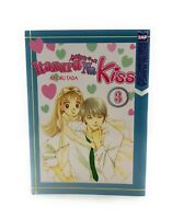 Itazura Na Kiss Volume 3 DMP Anime Manga Romance Comedy Native English