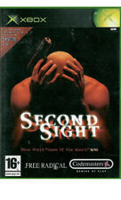 Second Sight Xbox original PAL