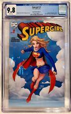 SUPERGIRL #1 CGC 9.8  DC 9/17