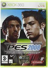 Konami X360 - Pro Evolution soccer PES 2008