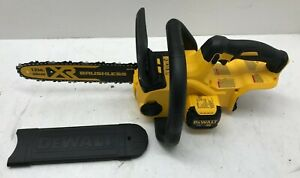 DEWALT DCCS620 20V MAX Cordless Li-Ion 12 in. Compact Chainsaw Tool Only LN