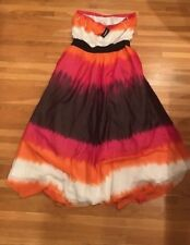 WOMEN'S EXPRESS LONG PARTY DRESS SIZE LARGE , NWT MSRP:$125.00 PARTY DRESS