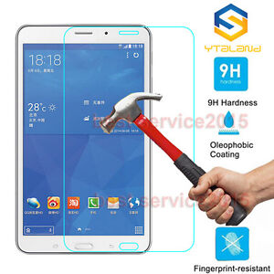9H Premium Tempered Glass Screen Protector For Samsung Galaxy Tab 3 V SM-T116NU