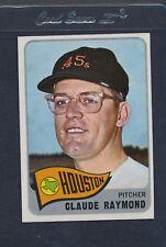 1965 Topps #048 Claude Raymond Astros EX/MT *5796