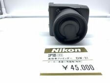 NIKON DW-31 6x high magnification finder. FOR F5 CAMERA