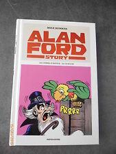 ALAN FORD STORY n° 62 (contiene i nn° 123 e 124) - MONDADORI CARTONATO - NUOVO