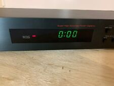Yamaha DT-60 Vintage Natural Sound Audio Timer Multi Function Bright LED Clock