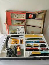 More details for rare vintage scarica containers lima boxed train set   h0 scale  set  battery