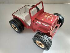 Vintage 1970s Tonka Jeep Dune Buggy Pressed Steel No Top, Raft Or Box Very Good