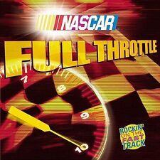 Metallica Motley Crue Sammy Hagar NASCAR Full Throttle 2001 Hybrid CD Sealed