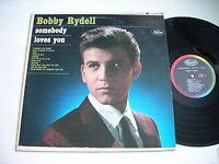 Bobby Rydell Somebody Loves You 1965 Mono LP VG++