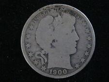 1900-O Barber Half, Good- Condition
