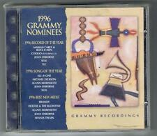 1996 GRAMMY NOMINEES - record of the year song of the year best new artist  SONY