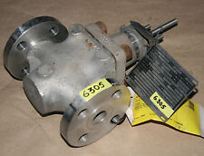 """Fisher control valve 1"""" inch 25mm type EZ FSEZ 1-300 Stainless"""