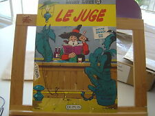 LUCKY LUKE T13 LE JUGE BROCHE 1972 TBE PUBLICITAIRE TOTAL