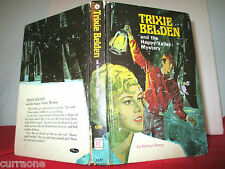 TRIXIE BELDEN #9 THE HAPPY VALLEY MYSTERY 1971 Hardcover Kathryn Kenny