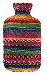 Peru Fashy Latex Free Hot Water Bottle