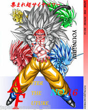 Doujinshi Dragon Ball AF DBAF After the Future vol.16 (Young jijii) 72pages NEW