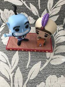 FUNKO POP Disney: Movie Moment: Aladdin: Genie & Aladdin's First WisH