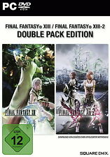 Final Fantasy Double Pack Edition: Final Fantasy XIII / Final Fantasy XIII-2 ~PC