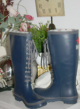Noa Noa Gummi -Stiefel L'Ess Rubber Boot  China Blue  size: 37 Neu
