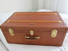 NEU - Etienne Aigner Überseekoffer Suitcase handmade Koffer Morgan Plus 8  NEW