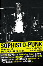 Sophisto-Punk: The Story of Mark Opitz and Oz Rock (LARGE), NEW, FREE SHIPPING